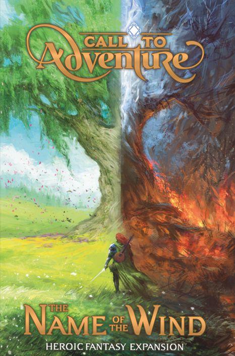 Call to Adventure: Name of the Wind  Купить настольную игру Call to Adventure: Name of the Wind